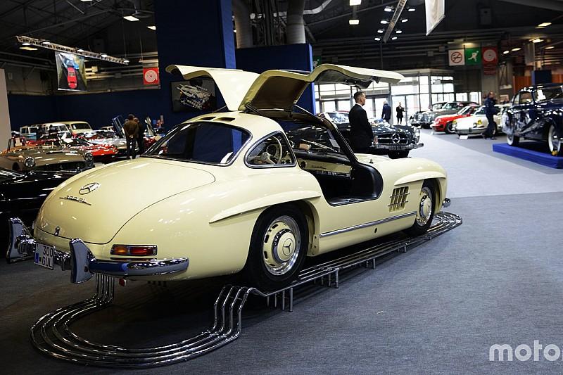 Photos - Les plus belles voitures de l'exposition Artcurial
