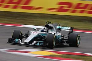 F1 Noticias de última hora Bottas reconoce que tuvo un error de