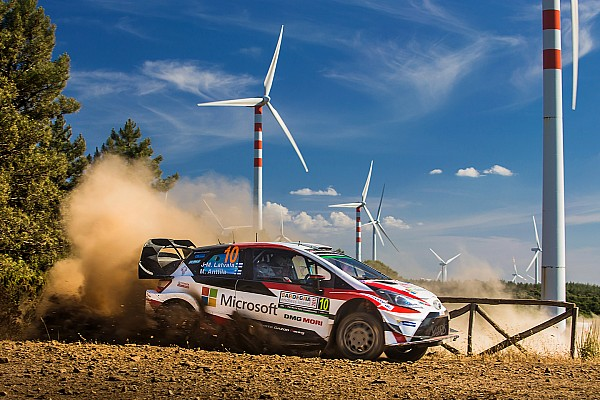 Galería: lo mejor del Rally de Italia Cerdeña