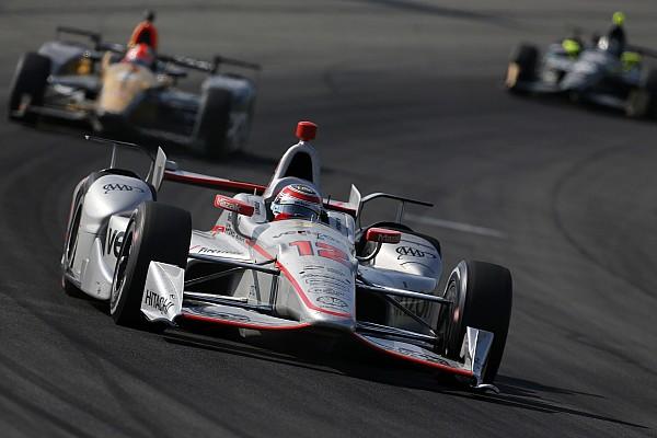 IndyCar Will Power tuvo