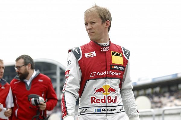 DTM Breaking news Ekstrom to skip WRX for Norisring DTM race