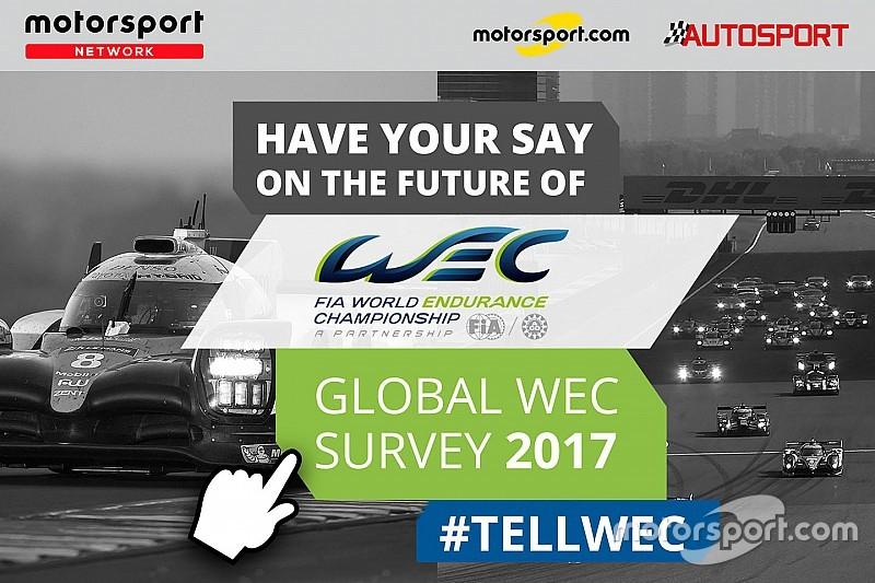FIA World Endurance Championship reveals Global Fan Survey results