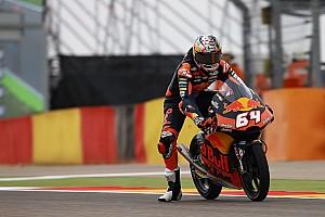 Moto3 Nieuws Bendsneyder tactisch: