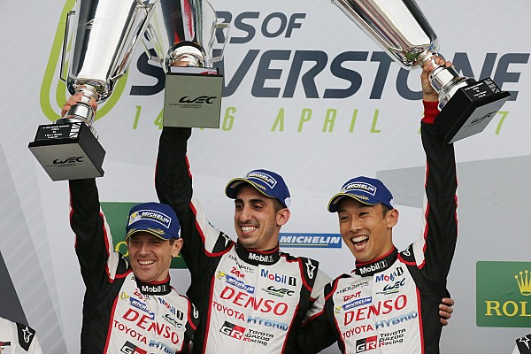 WEC Race report WEC Silverstone: Toyota ungguli Porsche di seri pembuka