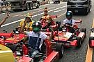 """Massa curte dia de """"Mario Kart"""" antes do GP do Japão"""