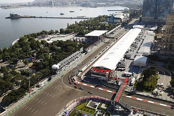 Fórmula 1 Pirelli anuncia escolha de compostos para GP do Azerbaijão