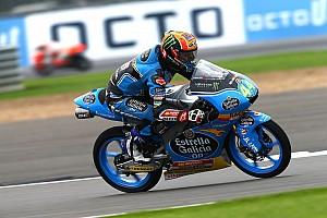 Moto3 Crónica de Carrera Canet se lleva el triunfo en una carrera interrumpida a falta de una vuelta