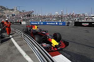 Формула 1 Новость Риккардо: Машина безопасности едва не разрушила мою гонку