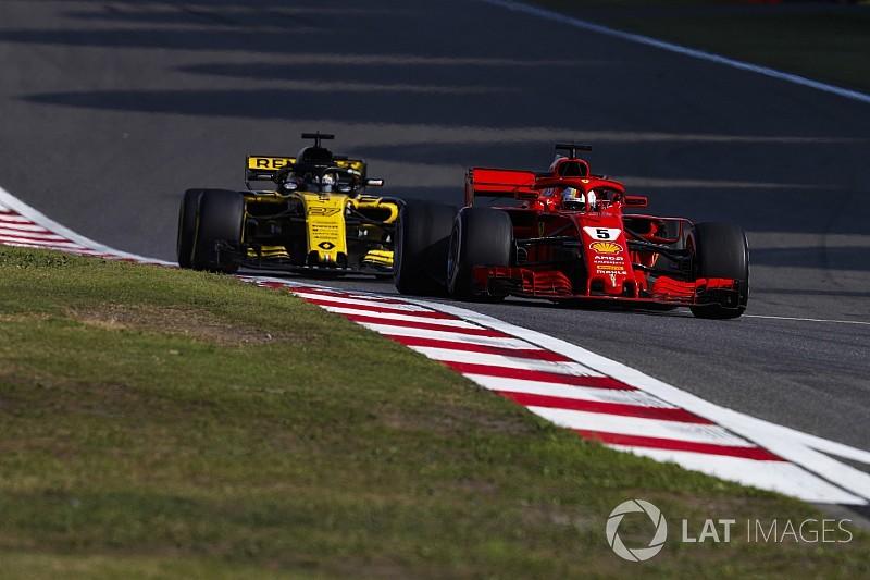 """Renault está """"decepcionado"""" por su diferencia con los líderes"""