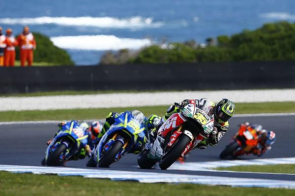 MotoGP Crutchlow übt Kritik an harter Fahrweise: