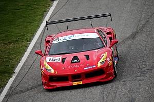 Ferrari Crónica de Carrera Lu se lleva la primera carrera de la Ferrari Challenge North America en Mugello