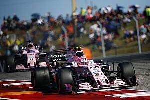 F1 Noticias de última hora Force India espera acabar con las órdenes de equipo tras México