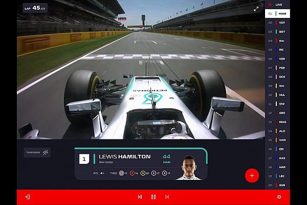 Formula 1 Son dakika F1 TV Pro Türkiye'de aylık 8, yıllık 65 Euro olacak!