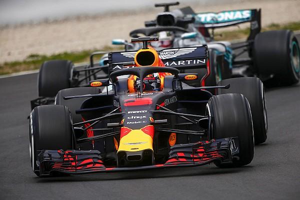 Формула 1 Новость Боттас поддержал мнение Хэмилтона об угрозе со стороны Red Bull