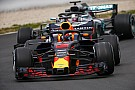 Mercedes ve a Red Bull como amenaza seria