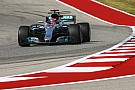 United States GP: Hamilton completes practice sweep
