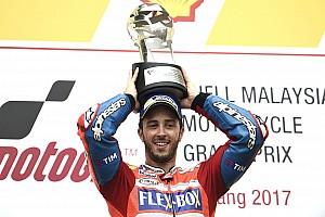 MotoGP Аналитика Почему Довициозо – уже победитель. Даже если он проиграет Маркесу