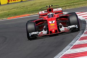 Formel 1 News Ferrari macht Druck: 2018 letzte Saison für Kimi Räikkönen?