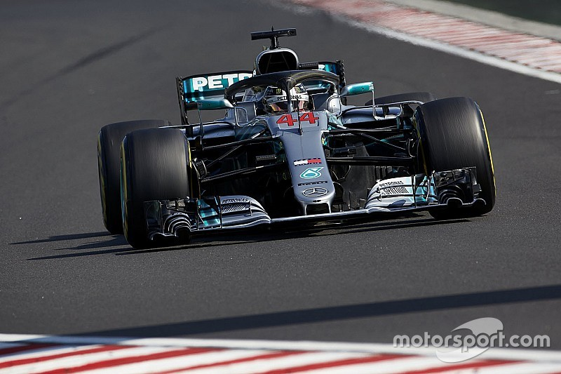 Hamilton wants Mercedes qualifying improvement
