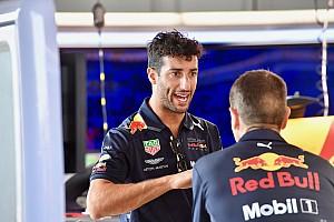 Formula 1 Breaking news Ricciardo needed to know Honda choice wasn't