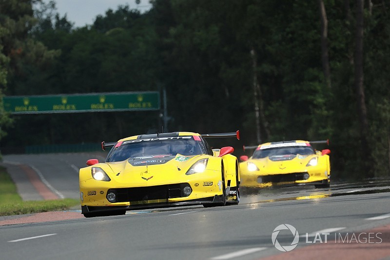 """Chevy: Next-gen Corvette won't be raced """"for a while"""""""