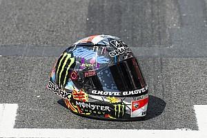 MotoGP Новость Лоренсо подготовил к Барселоне шлем в честь победы в Муджелло