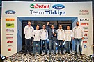 Ralli Avrupa Şampiyonu Castrol Ford Team Türkiye, zaferini kutladı
