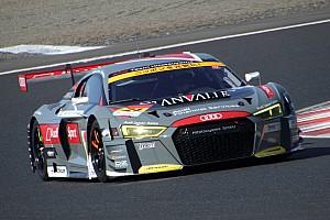 Hitotsuyama Audiはヨコハマタイヤにスイッチ、ライアン&富田のコンビ継続