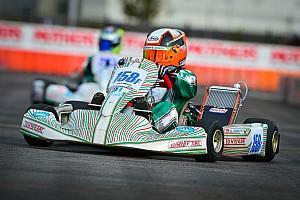 Kart Noticias Sebastián Montoya llega a la Academia de Pilotos de Ferrari