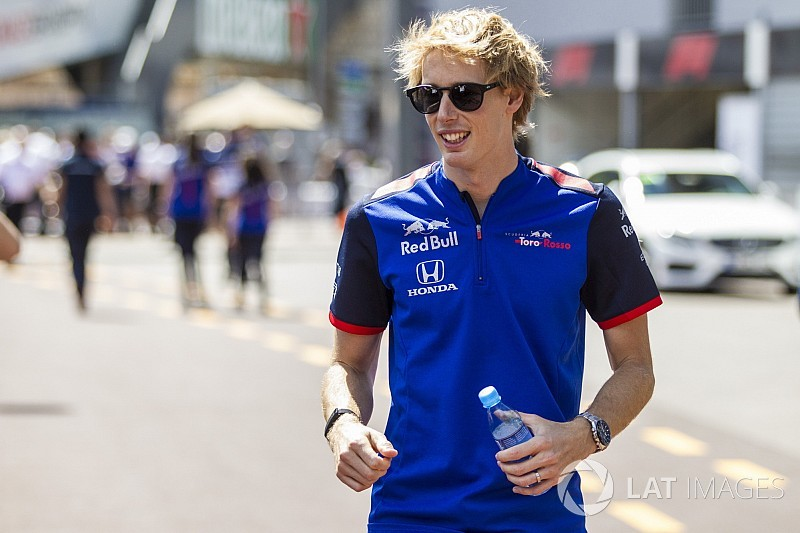 Hartley, Toro Rosso'da kalacağından emin