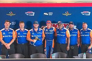 IndyCar Noticias Dixon y su equipo ganan la prueba de pits en Indy 500