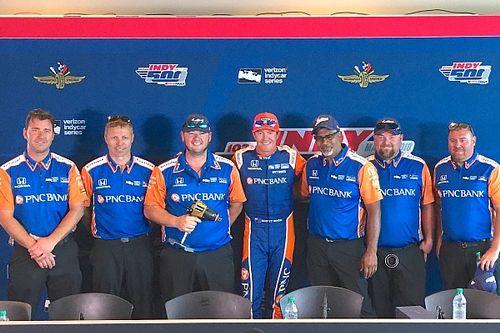 Indy 500: Dixon's crew wins Pitstop Challenge