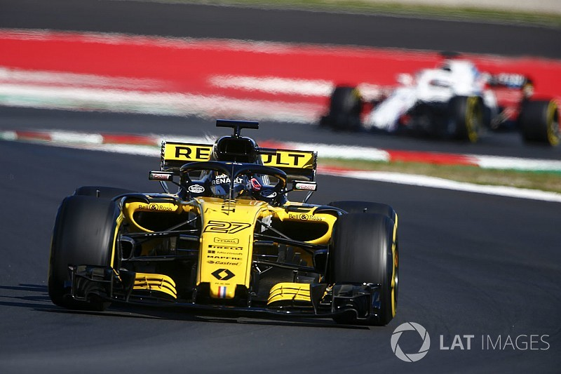 "Williams salue le ""redressement phénoménal"" de Renault"