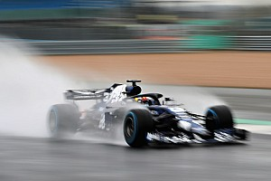 Red Bull: crash di Ricciardo nel filming day, RB14 subito danneggiata!