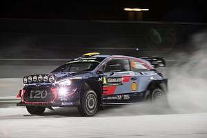 WRC Galería VIDEO: La primeras etapas del Rally Suecia