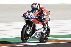 MotoGP Últimas notícias Dovizioso admite que ritmo não foi o mesmo contra Márquez