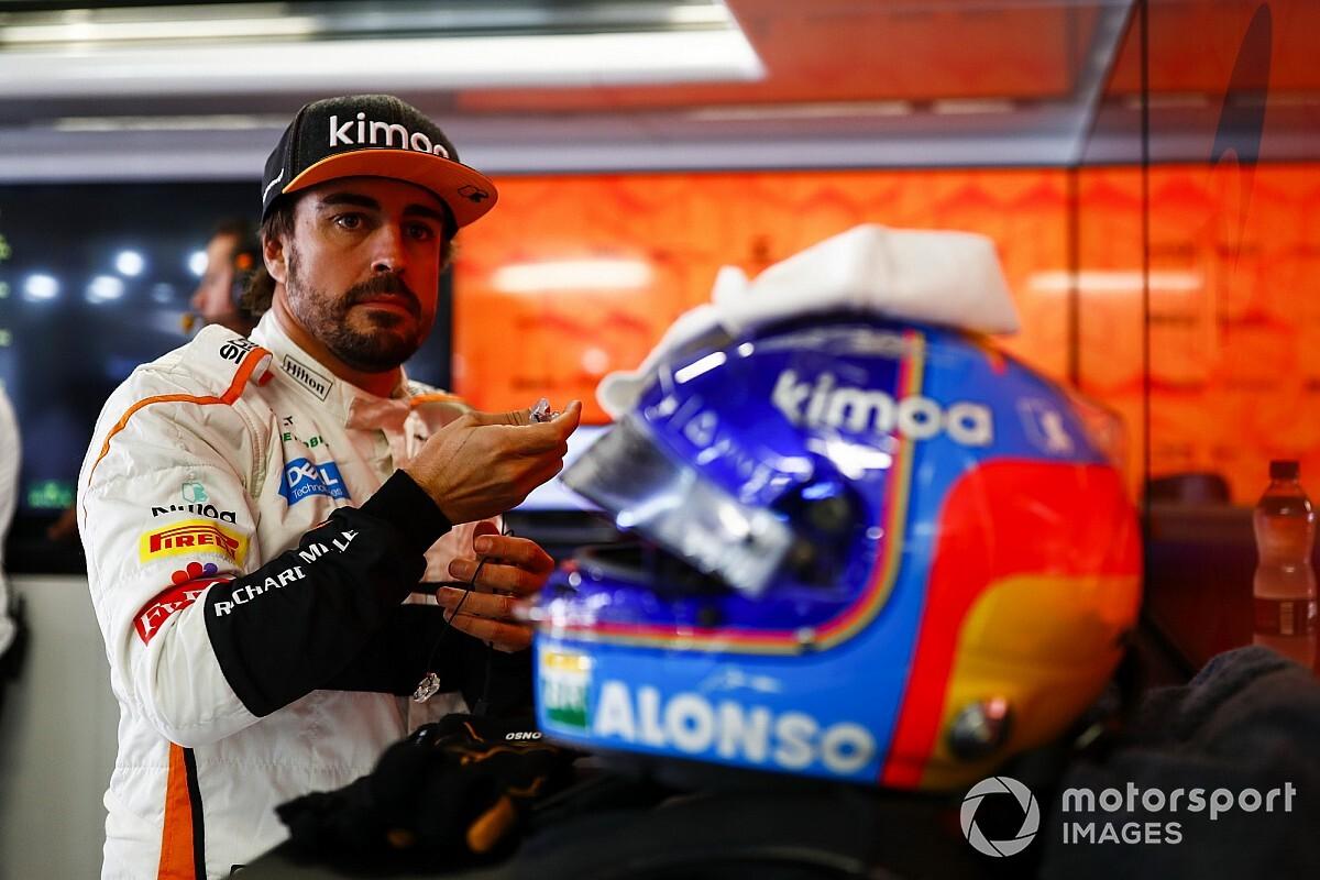 Désabusé, Alonso ne pense qu'au WEC