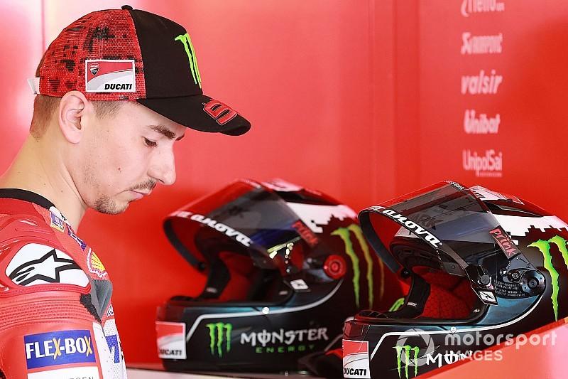 У Ducati підтвердили: Лоренсо пропустить Гран Прі Австралії