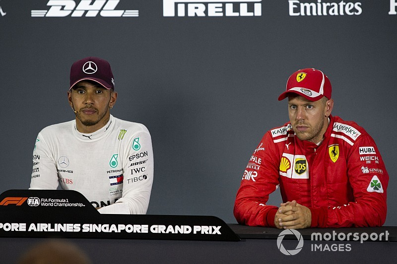 Vettel: nagyon jó volt Hamilton köre, de nem legyőzhetetlen