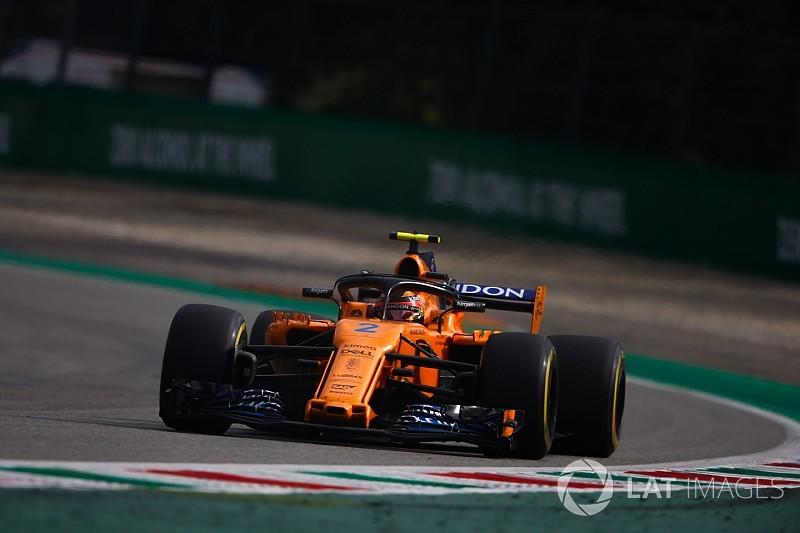 La McLaren ha annunciato l'addio di Stoffel Vandoorne al termine della stagione 2018