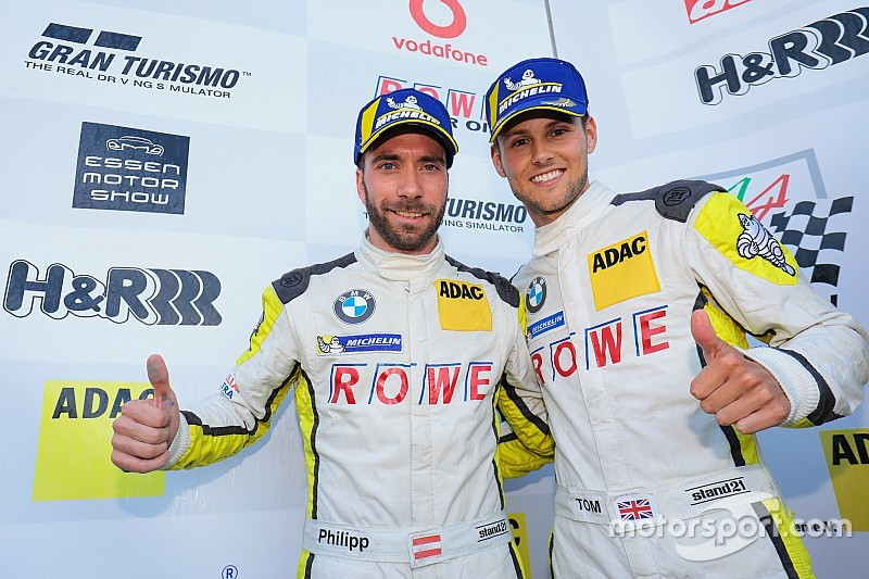 Blomqvist, Eng join Rowe BMW for Blancpain finale