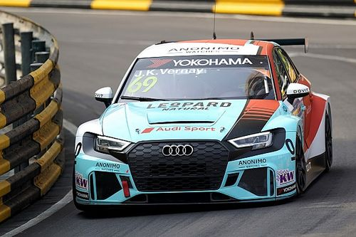 Audi ends works involvement in WTCR