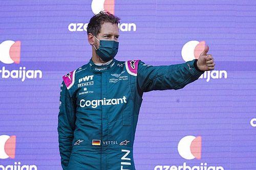Vettel, Bakü'deki kazalardan sonra 'sıra kimde' diye merak etmiş