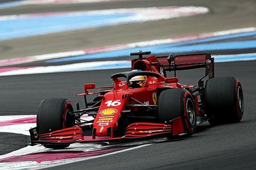 """Leclerc: """"Sainz ha guidato meglio di me"""""""