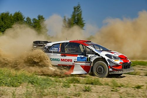 Peserta Reli Ypres Jadi Rekor di WRC dalam Enam Tahun Terakhir
