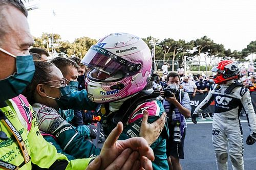 Vettel: Tyre management key to first podium with Aston Martin