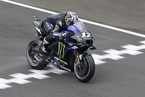 """Viñales: """"En seco las Yamaha somos fuertes en este circuito"""""""