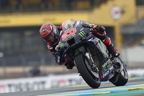 MotoGP Fransa: Dramatik sıralama turlarında pole pozisyonu Quartararo'nun!