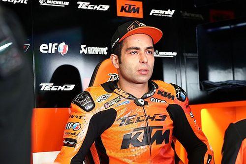 ¡Petrucci quiere correr el Dakar si no sigue en MotoGP en 2022!