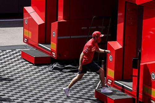 """Vettel: """"Perdere il posto? Non ne abbiamo mai parlato"""""""